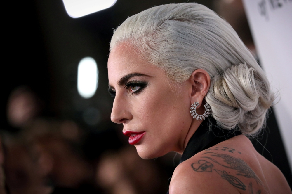 Lady Gaga poses for photographers as she arrives for the National Board of Review Awards gala in New York City in this Jan. 8, 2019 file photo. — Reuters