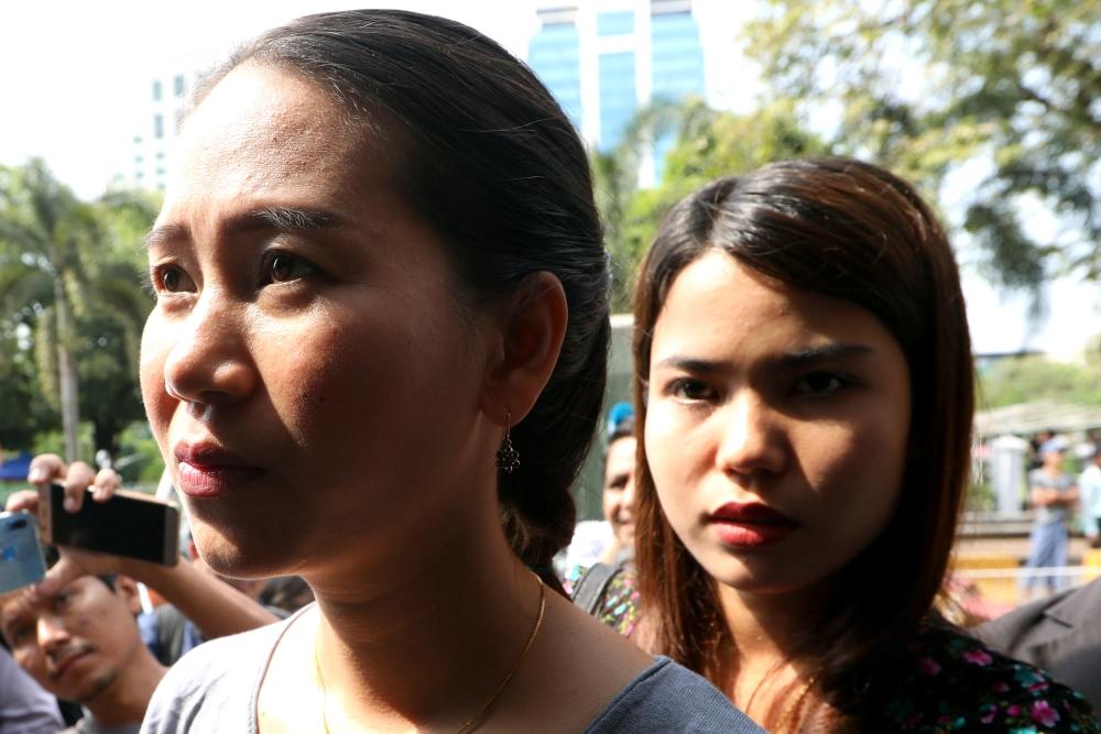 Myanmar Reuters journalists lose appeal against seven-year sentence