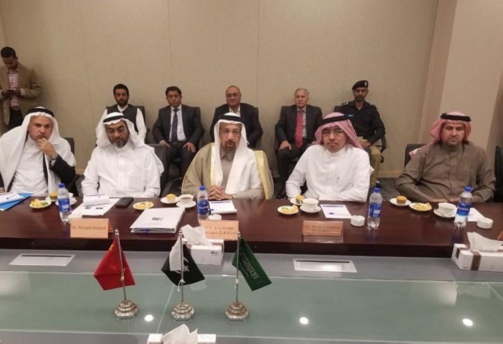 Al-Falih visits Gwadar Port, seeks expansion of exports
