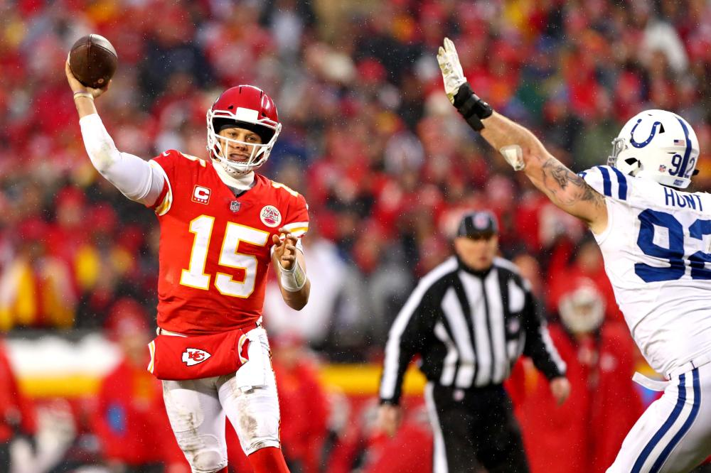 Indianapolis Colts 13-31 Kansas City Chiefs: AFC divisional playoff