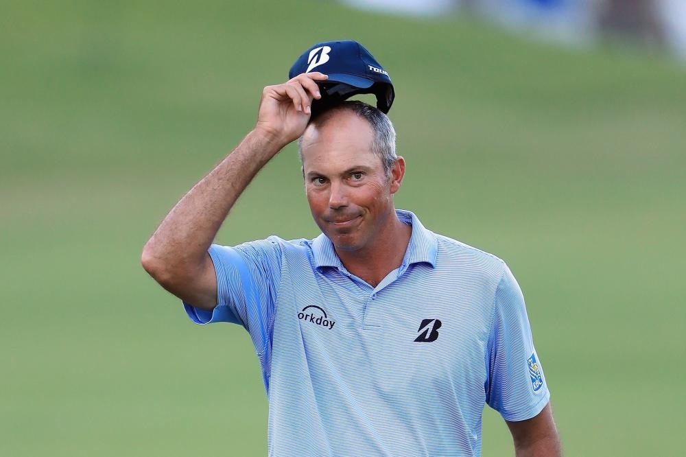 Matt Kuchar leads Sony Open by 2 shots