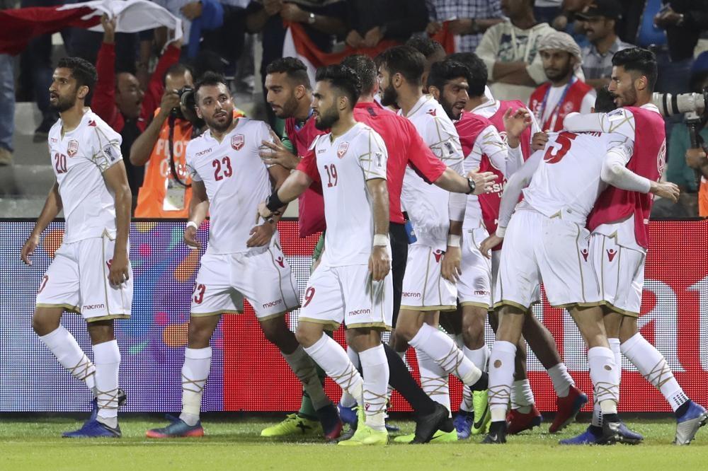 AFC Asian Cup -India 0 Bahrain 0