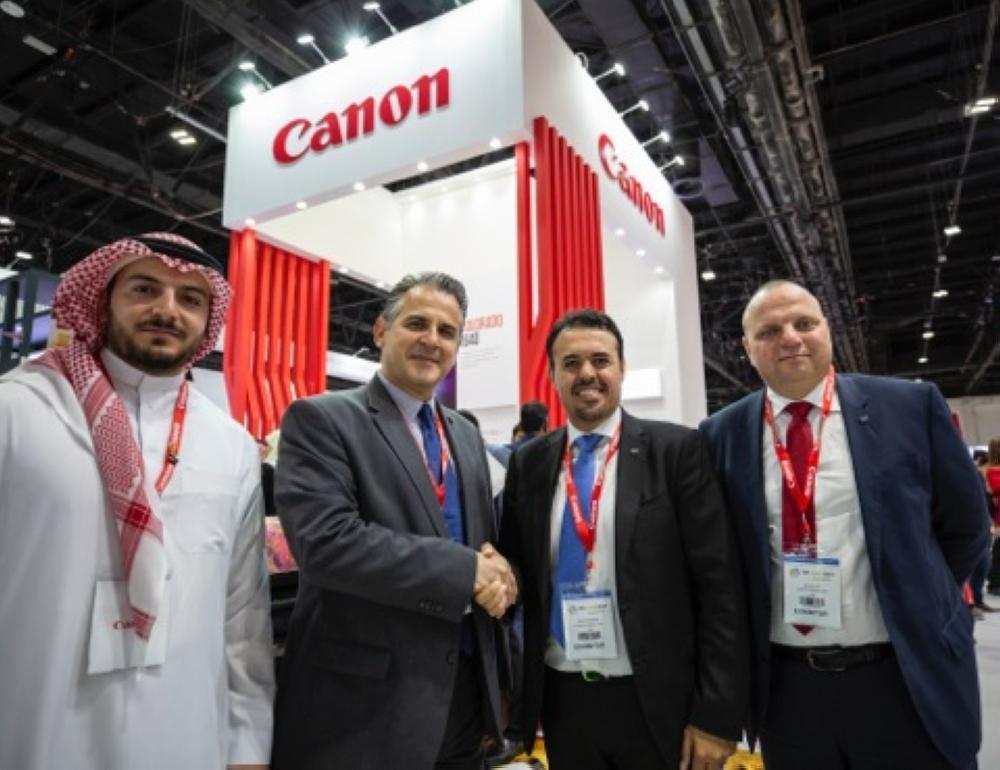 Canon and Copatra partnership