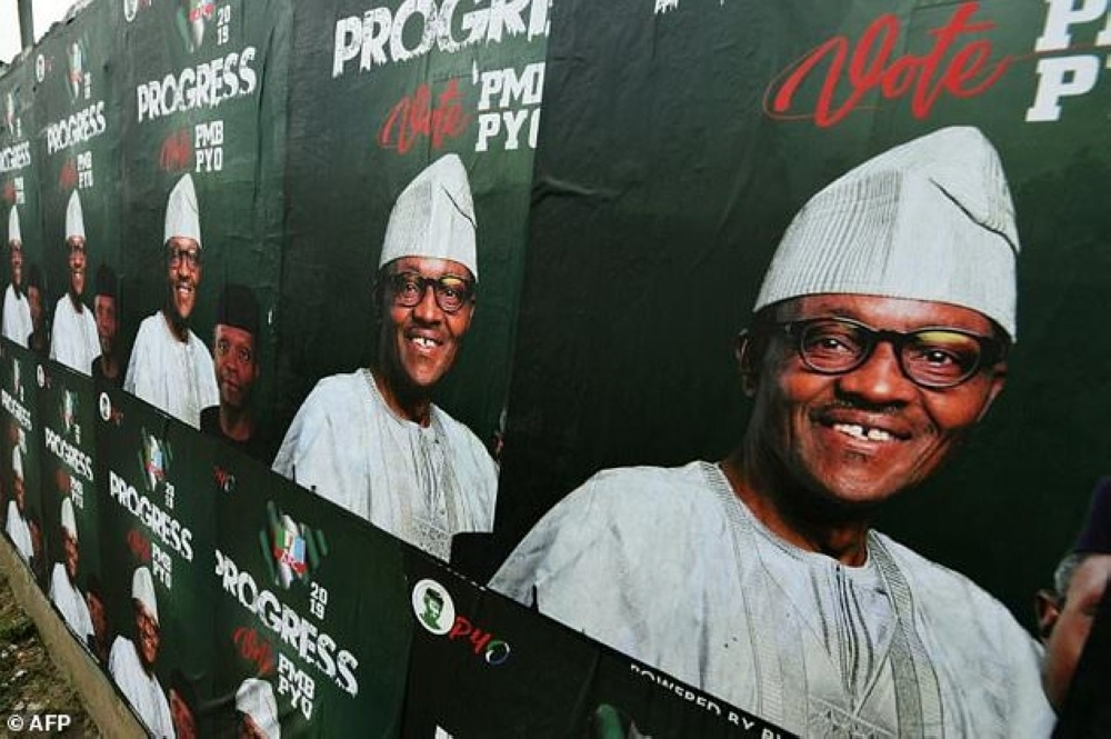 Nigeria goes to the polls to elect a new president on Feb. 16 in what is expected to be a close race between the two main parties. — AFP