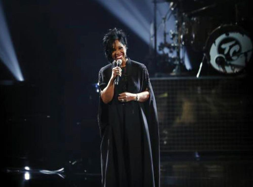 Gladys Knight performs a tribute to Aretha Franklin at the American Music Awards show at the Los Angeles, California, US, in this file photo. — Reuters