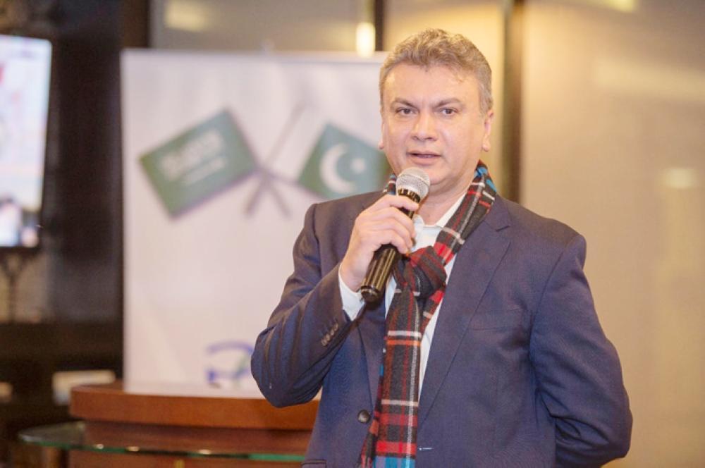 PEG honors outgoing Pakistani CG Shehryar Akbar Khan