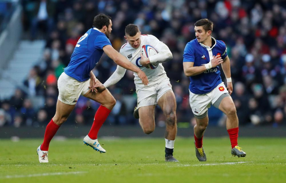 Mathieu Bastareaud among six changes to France side to face England