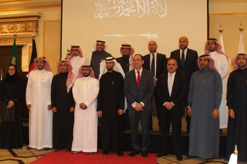 Group photo of officials of participating companies
