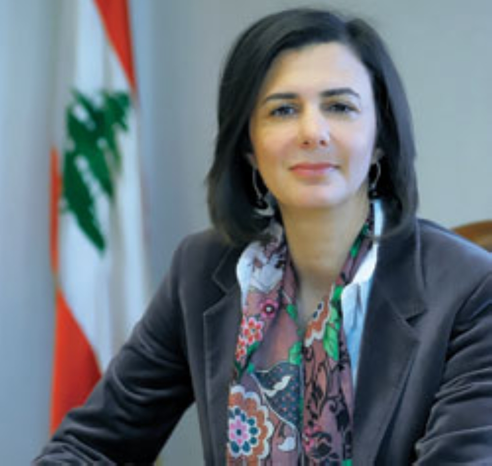 Raya Al-Hassan is one of four women to take Cabinet jobs in the new coalition, more than ever before in Lebanon and three more than in the last government, in which even the minister for women was a man. — Archives