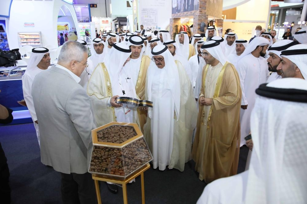 HH SHEIKH HAMDAN BIN RASHID AL MAKTOUM, DEPUTY RULER OF DUBAI AND UAE MINISTER OF FINANCE, OPENS GULFOOD 2019 (2)