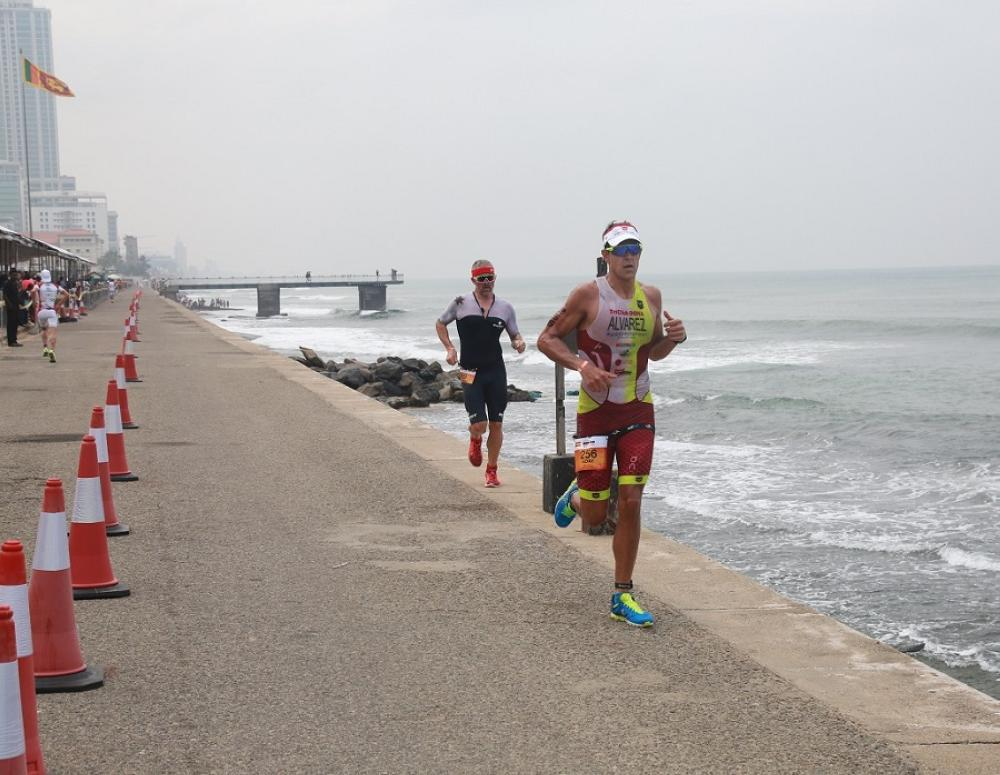 SriLankan Airlines sponsors Colombo Triathlon
