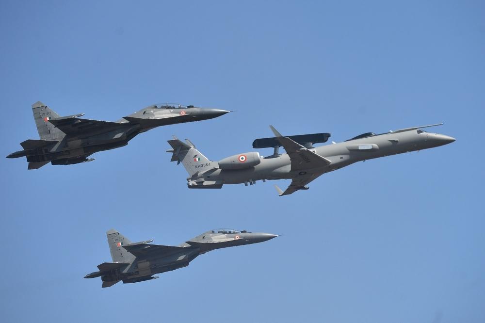Lockheed Unveils New F 21 Fighter Jet Configured For India Saudi Gazette