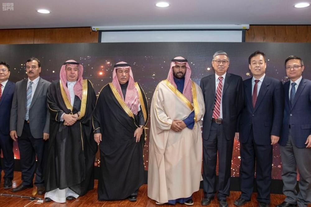 Minister of Culture Prince Badr Bin Abdullah Bin Farhan announced the creation of Prince Muhammad Bin Salman Award for Cultural Cooperation between Saudi Arabia and China.