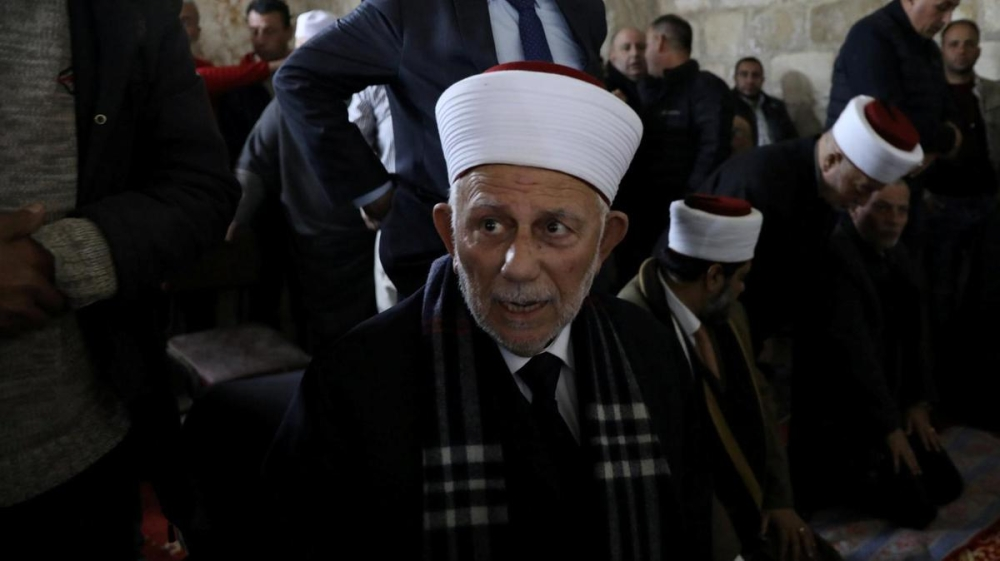 Israel releases Muslim official arrested after holy site unrest