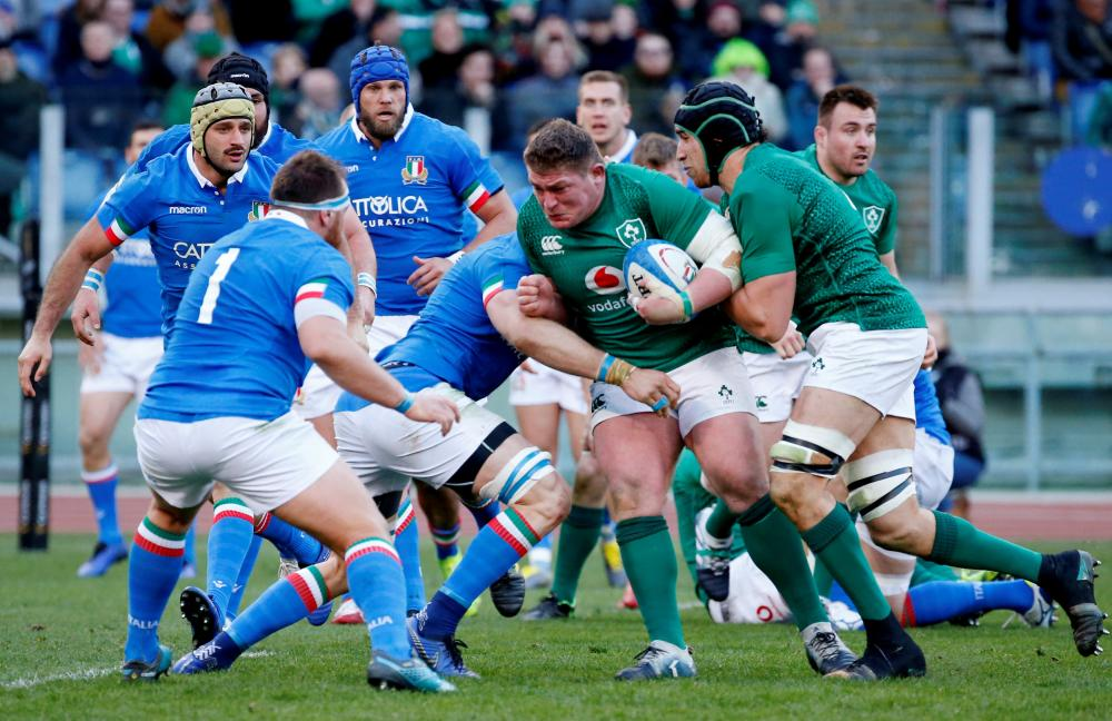 Italy 16 - 26 Ireland - Match Report & Highlights