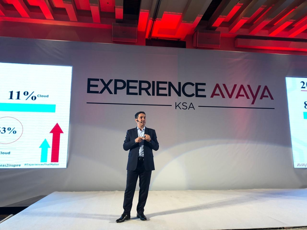 Avaya demonstrates applications of AI for Saudi firms - Saudi Gazette