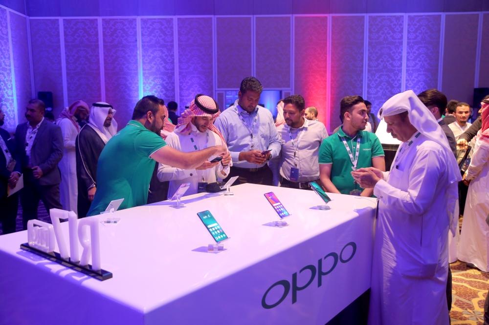 OPPO smartphones available in stores across Saudi Arabia - Saudi Gazette