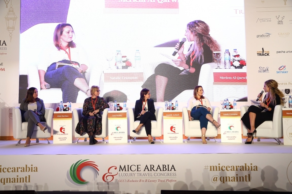 MICE Arabia and Luxury Travel Congress