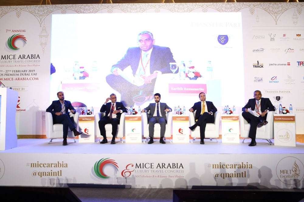 MICE Arabia and Luxury Travel Congress IMG