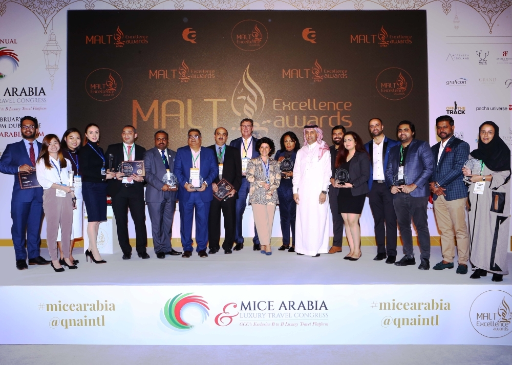MALT Excellence Awards 2019. — Courtesy photo
