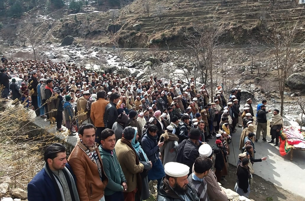 Family protests killing of man who 'exposed' Kohistan video scandal