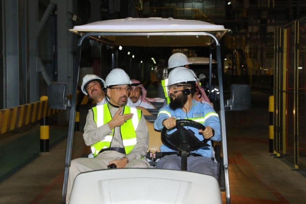 Al-Falih: 80,000 jobs will be available at Salman Industrial