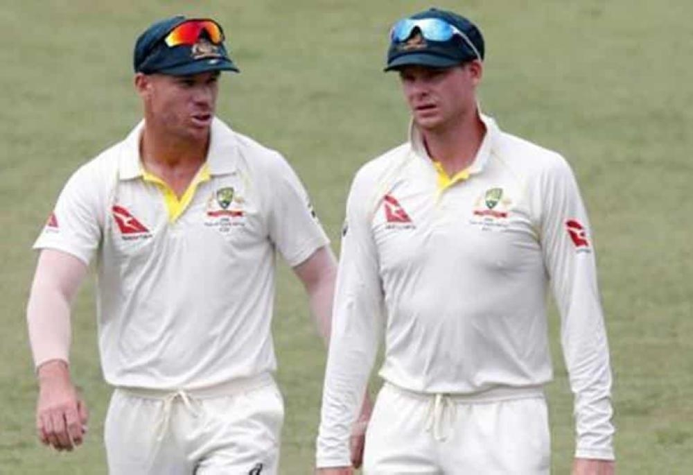 Smith, Warner will return stronger - Warne