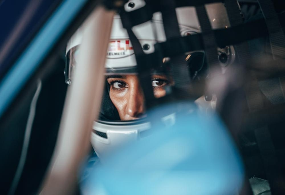 Trailblazing Reema Juffali to make British F4 history by making Double R Racing line-up