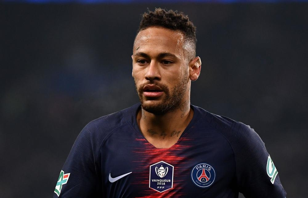 Neymar risks Euro ban after ref rant