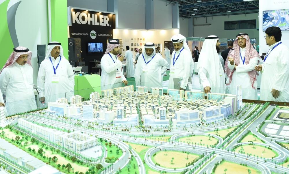 File photo of Cityscape Jeddah. — Courtesy photo