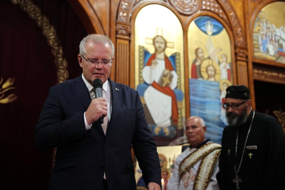 Morrison pushes G20 on social media firms