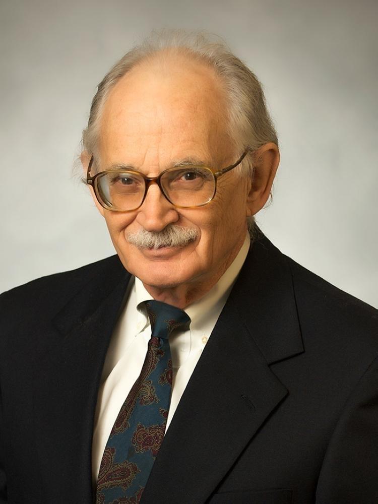 Prof. Allen Joseph Bard