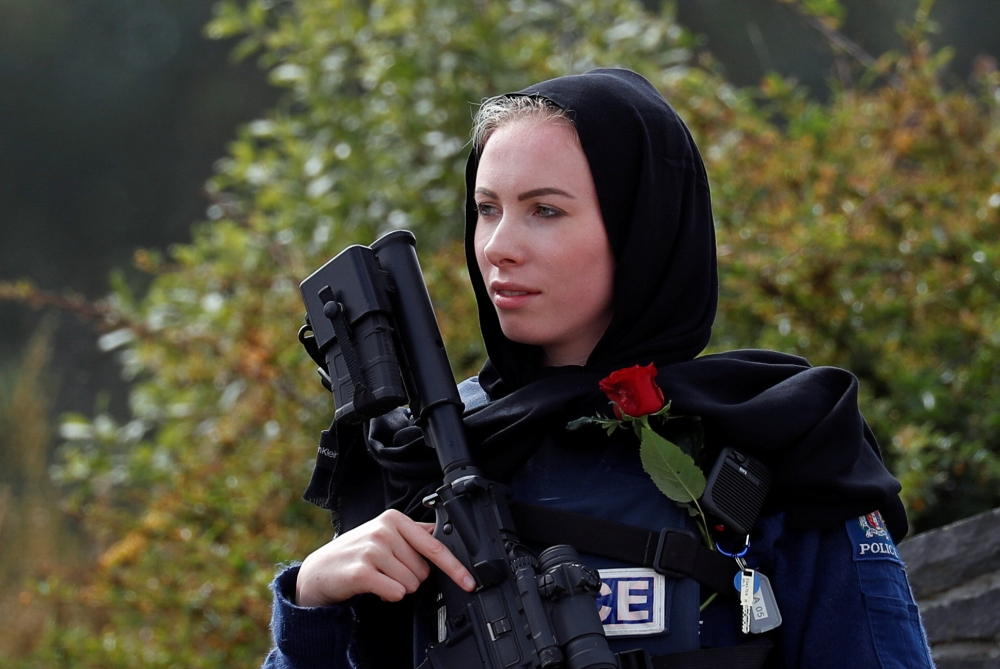 Christchurch mosque attacks: Immediate ban for military-style weapons after massacre