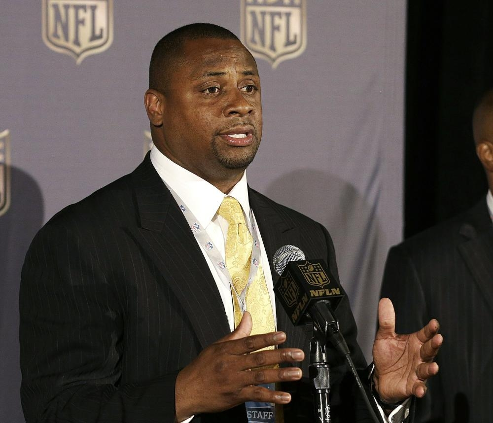 File photo of NFL executive vice president of football operations Troy Vincent.