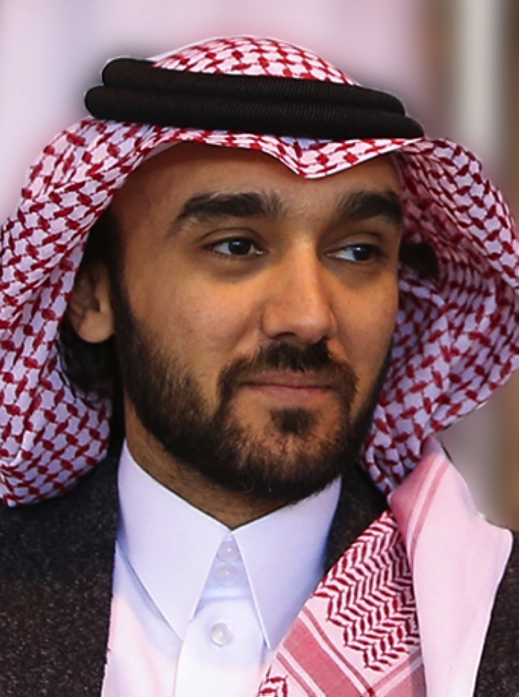Prince Abdulaziz Turki Al-Faisal