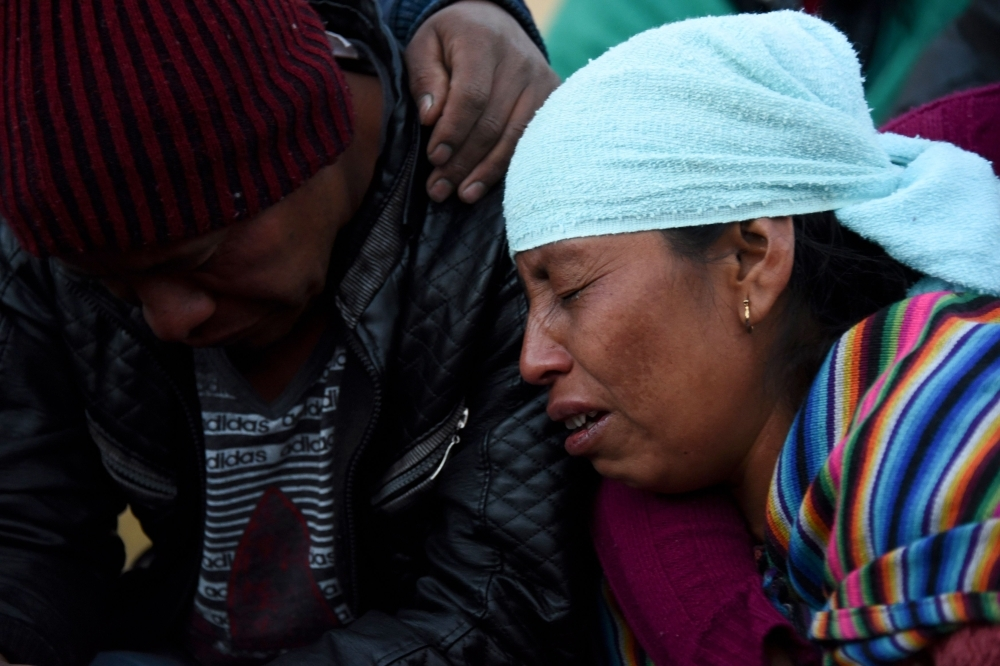 Truck rams crowd killing at least 32 in Guatemala