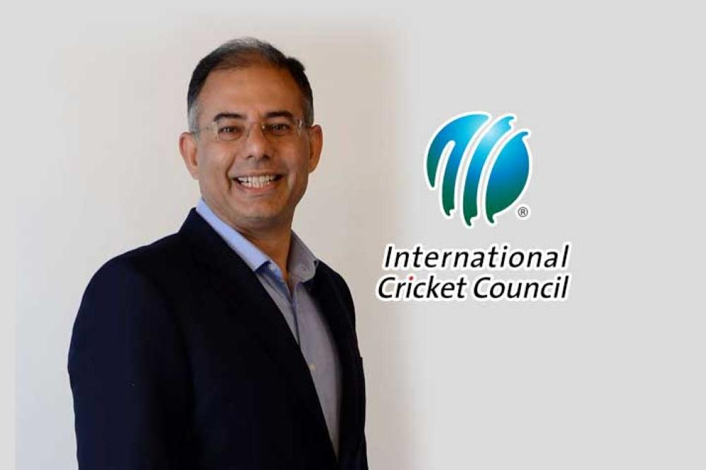 Sawhney named new world cricket chief