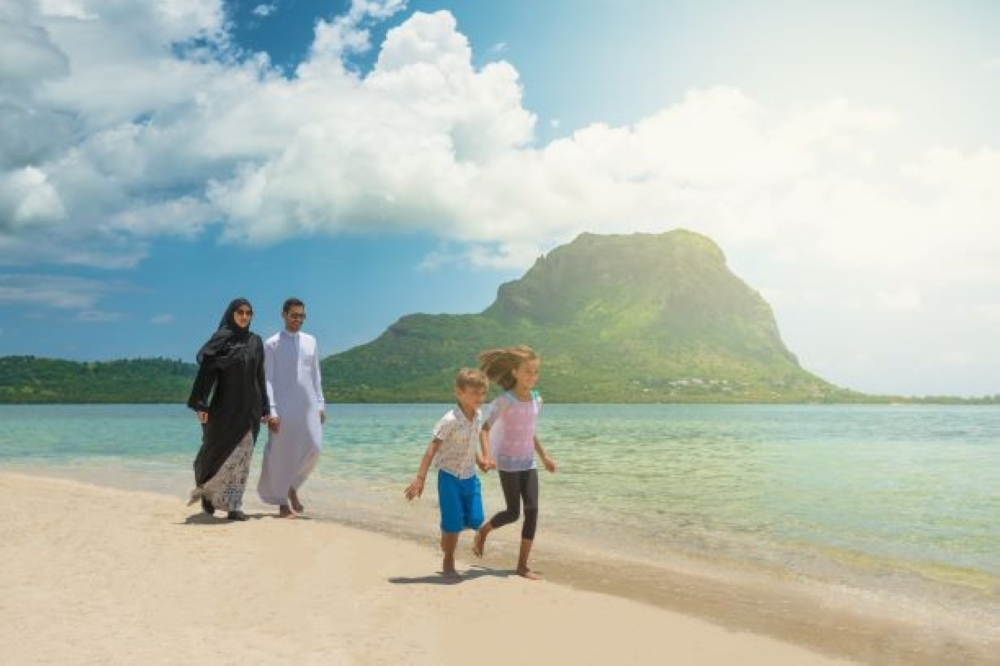The number of visitors from Saudi Arabia to Mauritius increases 221% to 16,507 on 2018 compared to previous year