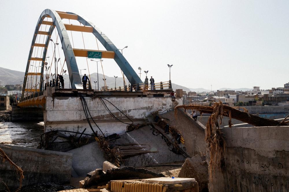 Blocking aid to flood-hit Iran 'displays United States  malevolence'