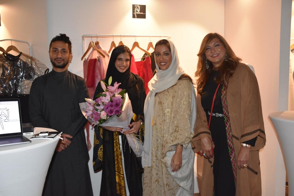 Dar Al Hekma Girls Showcase Fashion Saudi Gazette