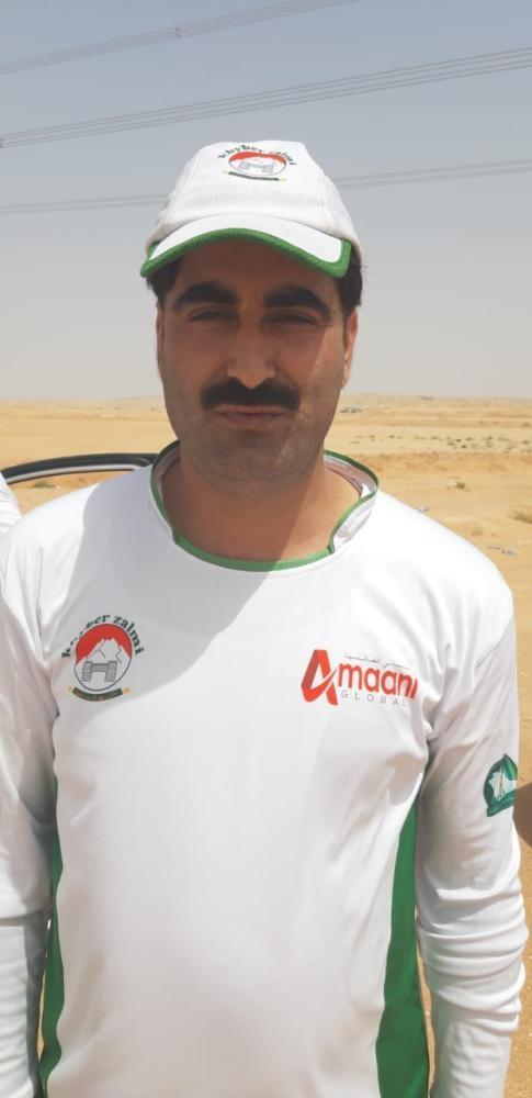 Asfandyar — 6 wickets