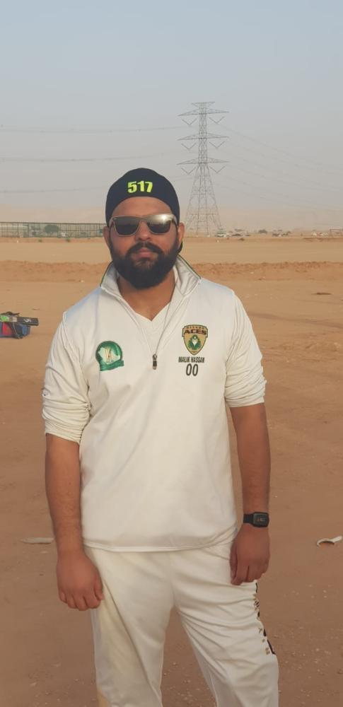 Hassan — 120 runs