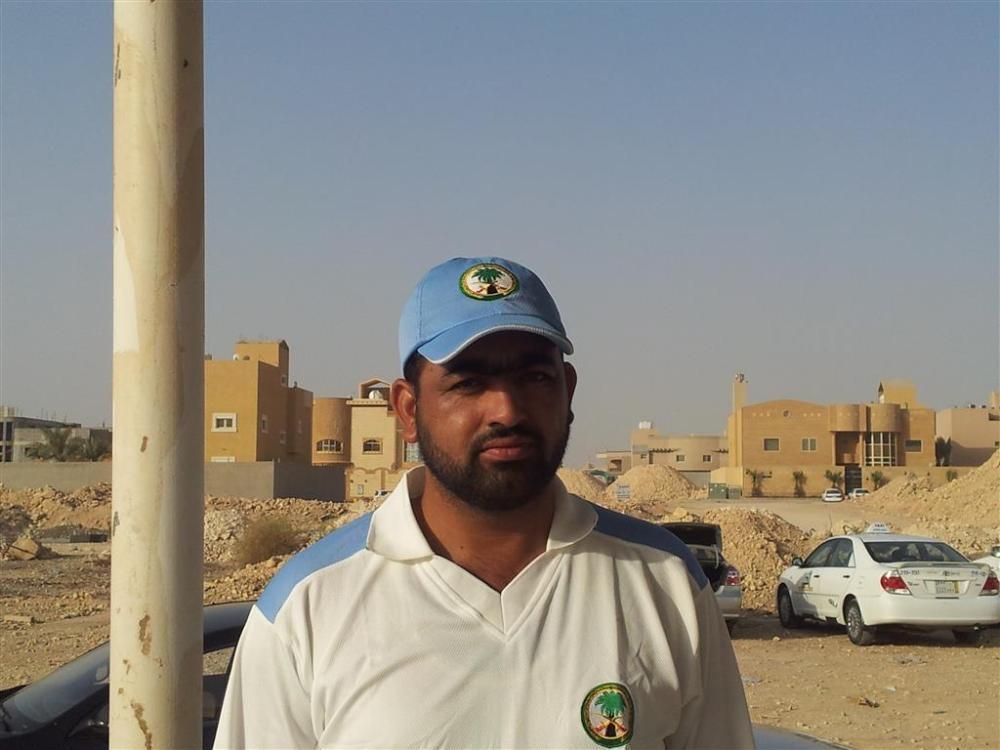 Qasim — 4 wickets
