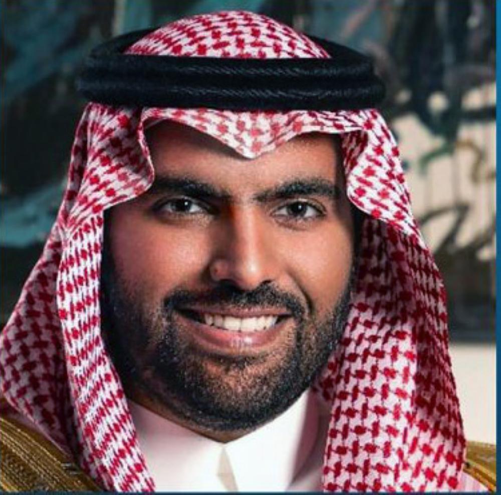 Minister of Culture Prince Badr Bin Farhan.