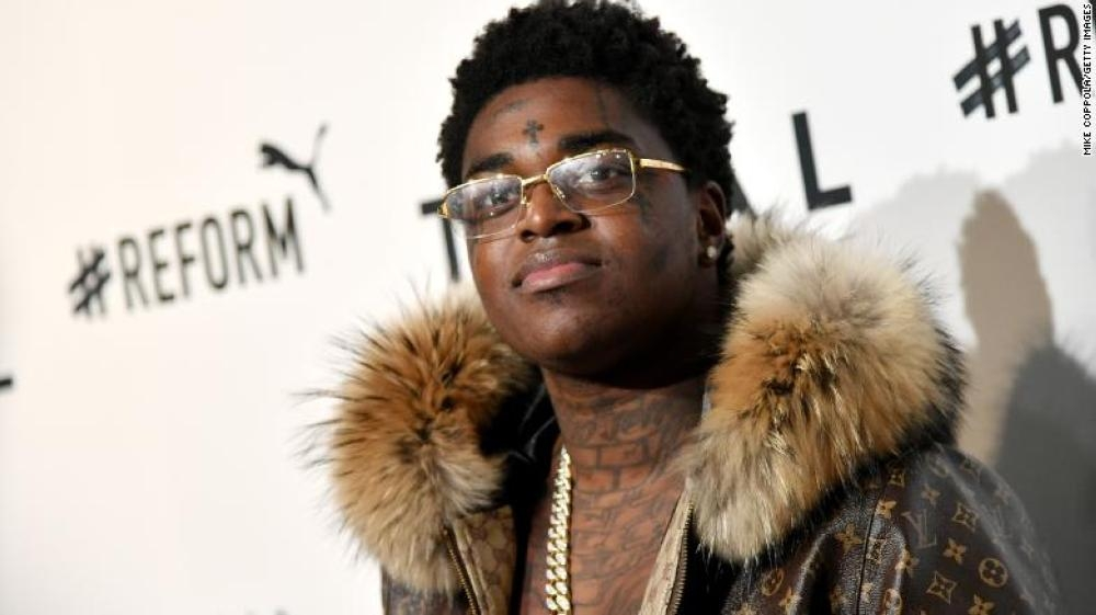 Rapper Kodak Black
