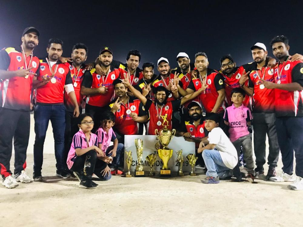 Champions Mahe Strikers