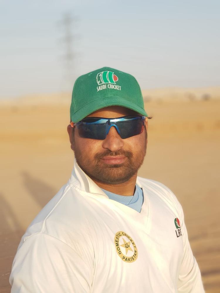 Zohaib Hassan — 83 runs