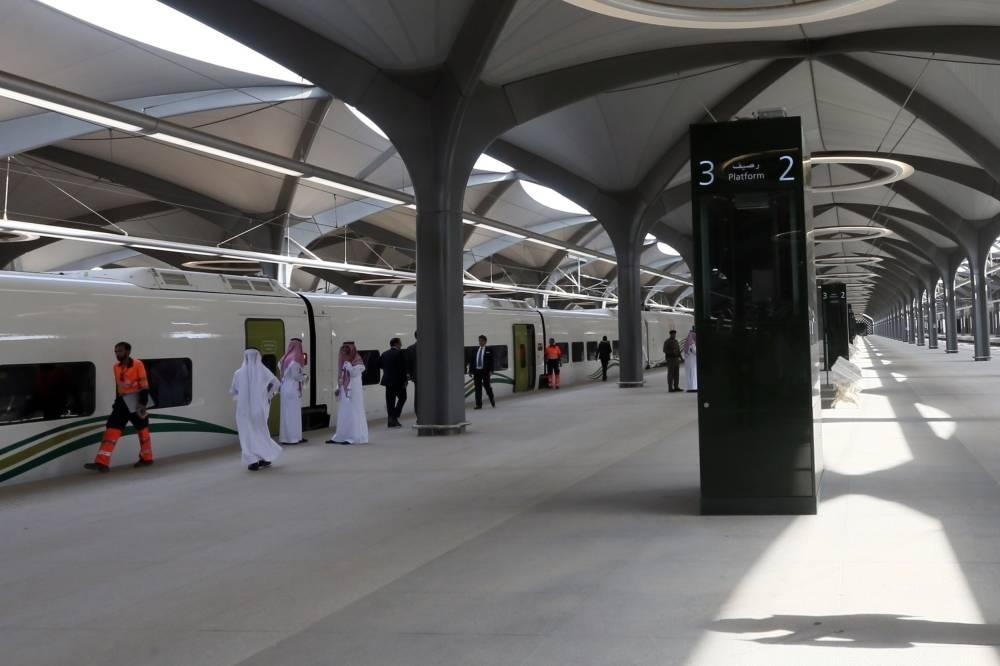 The Haramain Train management expects a huge rush of passengers to the two holy cities during the fasting month of Ramadan.