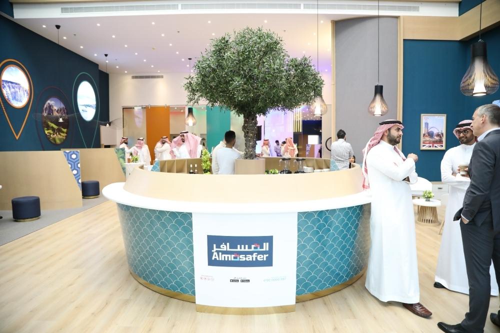 Almosafer Jeddah branch opening
