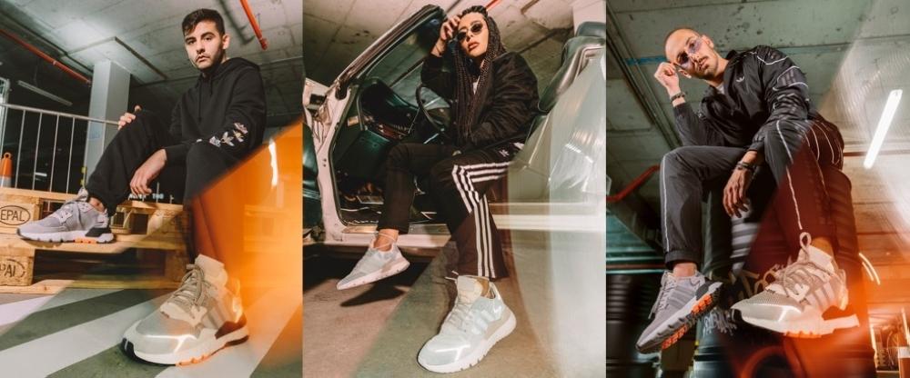 f0bd98a751d5 Nite Jogger available in adidas Originals stores - Saudi Gazette